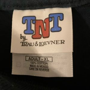 Trau & Loevner Shirts - Deadstock Vintage TNT Howling Wolf Graphic Tee XL